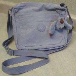 Kipling Lavender Cross Body Bag
